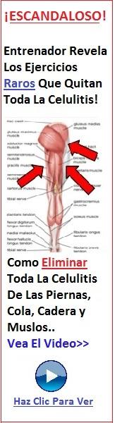 Eliminar La Celulitis
